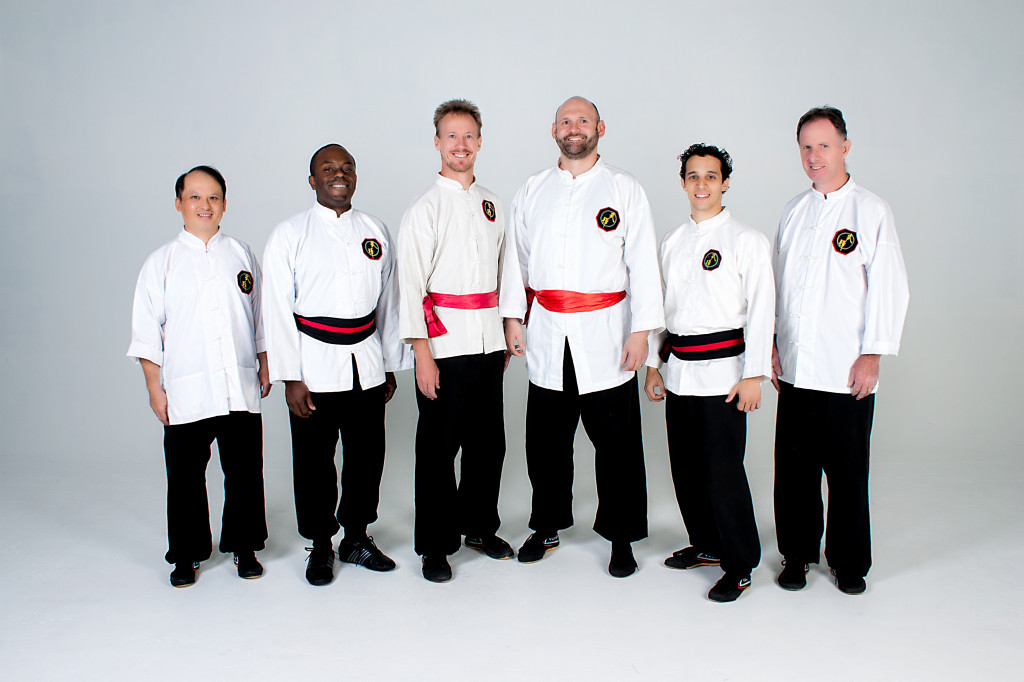Shifu Kevin, Shi Xiong Richard, ShiGong Jason, Shifu Peter, Shi Xiong Vincent, Shifu Richard