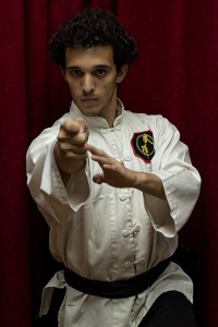 Tu Dai disciple student Shi Xiong Vince heads kung fu kids program for Brisbane Kung Fu
