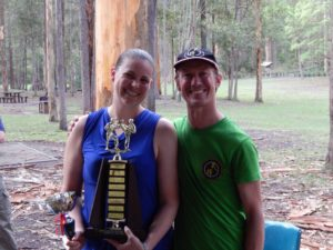 2015 Brisbane Kung Fu Student of the Year - Louise Lee