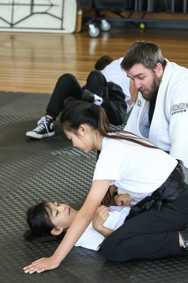 Brisbane Kung Fu Training Classes