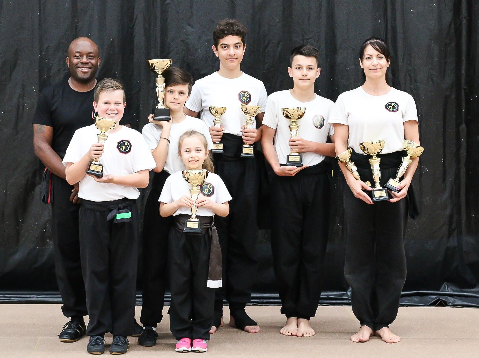 Brisbane Kung Fu Tournaments